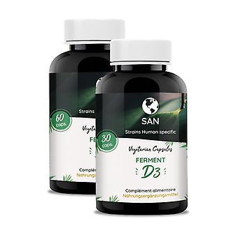 Ferment D3 60 capsules