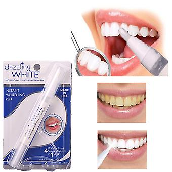 Teeth Whitening Pen Oral Hygiene Tooth Whitening Pen Cleaning Serum Remove Plaque Stains Dental Tools