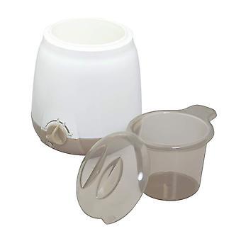 HanFei H+H BS 21 Flaschenwärmer (für Babyflaschen, Milch und Brei, 6 bis 10 Minuten, Bis 70mm
