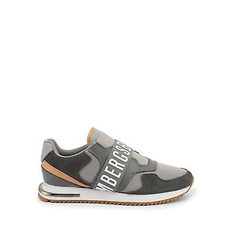 Bikkembergs - Shoes - Sneakers - HALED-B4BKM0071-030 - Men - gray,darkgray - EU 41