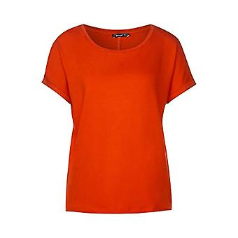 Street One Crista T-Shirt, Cheeky Red, 34 Woman