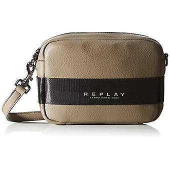 REPLAY, FW3027.000.A0355 Woman, 126 brown/grey, UNIC