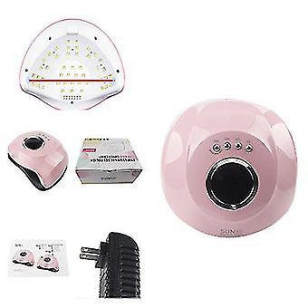 Us plug 180w uv led nail lamp, 45 led lights gel nail dryer az4063