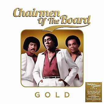 Chairmen Of The Board - Gold Vinyl
