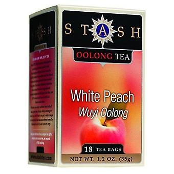 סליק תה אולונג תה אפרסק לבן, 18 ספירה