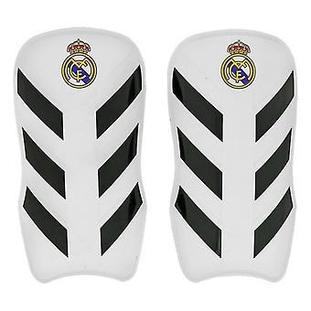 Jalkapallo Shinguards Adidas RM Pro Lite Valkoinen