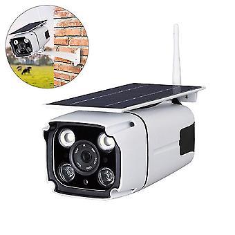 IP67 1080P HD Alimentado por energía solar wifi inalámbrico cámara de vigilancia IP visión nocturna al aire libre