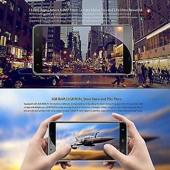 Blackbiew P2 Lite 5.5 Zoll 6000mah Batterie 3gb Ram 32gb Rom Telefon für Android