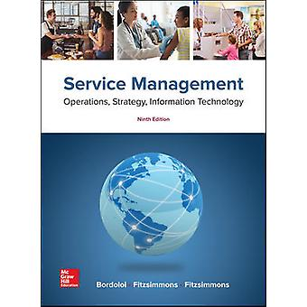 ISE Service Management Operations Strategy Information Technology ISE HED IRWIN OPERATIONSDEC SCIENCES