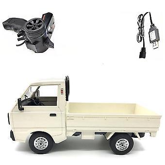 1/10-asteikko, Led On-Road, Sähköinen kauko-ohjattava kuorma-auto lelu