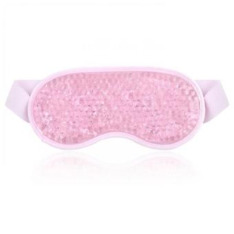 Cold Eye Mask Frozen With Plush Backing For Headache, Stress Relief