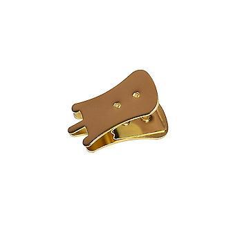 Erhu Muffler Golden Clip Professional Instrument Practice Tool
