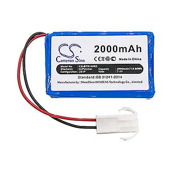 Cameron Sino Btr100Rx Battery Replacement For Brookstone Cars