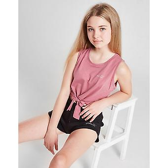 New Sonneti Girls' Essential Knot Vest Top from JD Outlet Pink