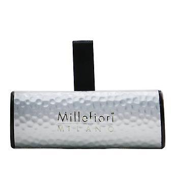 Millefiori Icon Metal Shades Car Air Freshener - Mineral Gold 1pc
