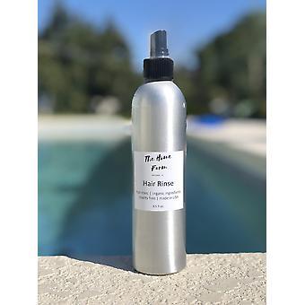 Organic Apple Cider Vinegar And Peppermint Essential Oil Hair Rinse