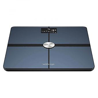 Scale Connected Wifi And Bluetooth 8 Users Body + Withings - Black