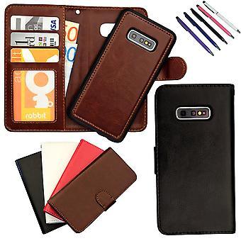 Samsung Galaxy S10e JAVOedge-Leather Case/Cover