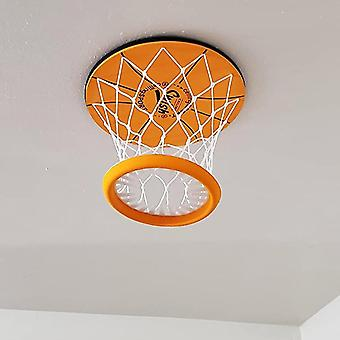 Ceiling Movement Sport Indoor Mini Basketball Hoop For Kids Toy Game Shooting Toy