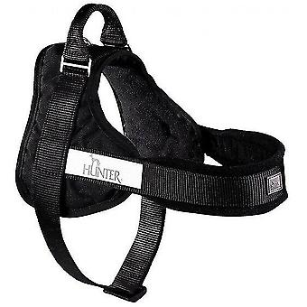 Pet collars harnesses dog harness ranger 42-49 x 1 2 cm nylon black