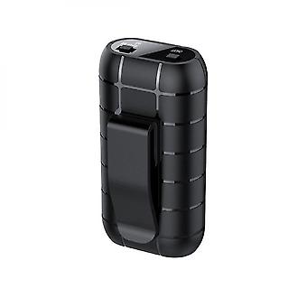 Dyktafon Dyktafon Audio Dźwięk Mini Aktywowany Cyfrowy Profesjonalny Napęd Micro Flash (16G)