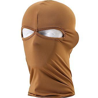 Лыжи Балаклава Полное лицо Маска Мотоцикл под шлемом Снуд Шея теплая