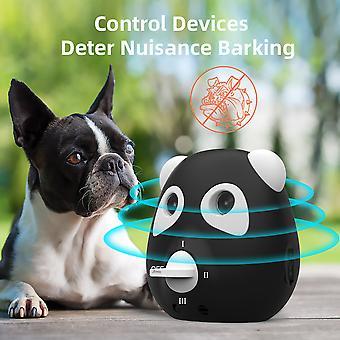 Ультразвуковой пробка для лая Антишум помеха Противобачий лай дрессировщик собак Открытый отпугиватель собак-k88