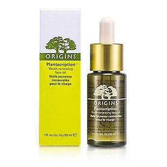 Origens Plantscription Youth-renovar face Oil-30ml/1oz