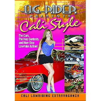 Og Rider: Cali Style [DVD] USA import