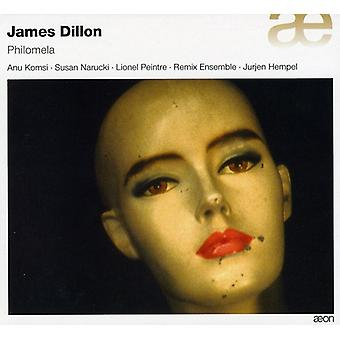 J. Dillon - James Dillon: Schweiz [CD] USA import