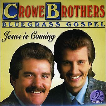 Crowe Brothers - Bluegrass Gospel [CD] USA import