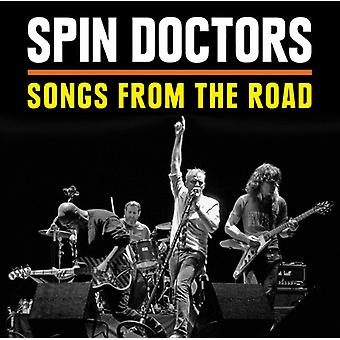 Spin Doctors - Songs From the Road [CD] USA import