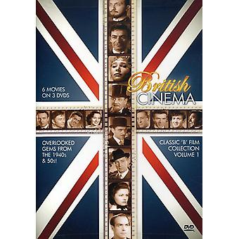 British Cinema [DVD] USA import