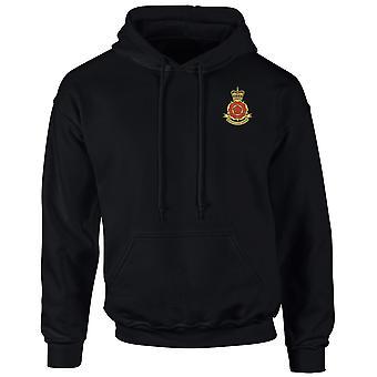Das Queens Lancashire Regiment Stickerei Logo - offiziellen britischen Armee Hoodie Sweatshirt mit Kapuze