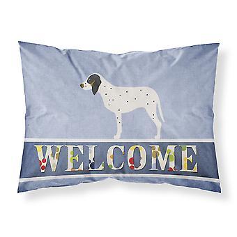 Gascon Saintongeois Welcome Fabric Standard Pillowcase