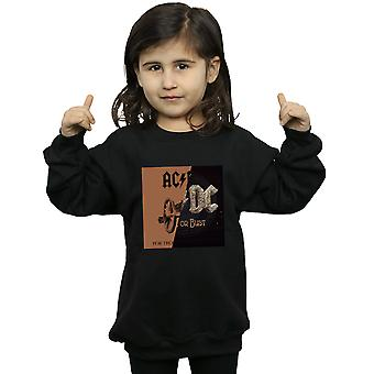 AC/DC Girls Rock or Bust / For Those About Splice Sweatshirt