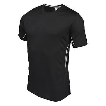 Kariban Proact Mens Quick Drying Contrast Sports T-Shirt