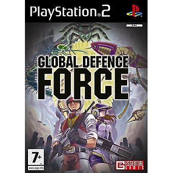 Force de défense mondiale (PS2) - Usine scellée