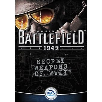 Battlefield 1942 Secret Weapons of WWII Expansion Pack (PC CD) - New