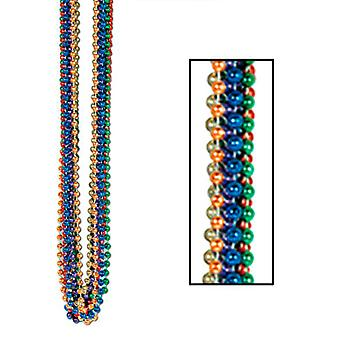 Perles Metallic Assorted Parti Couleur