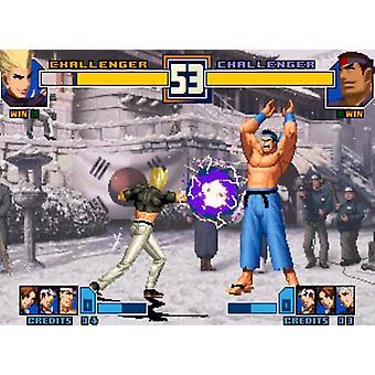 Double Pack King of Fighters 0001 (PS2) - nowa fabryka zamknięta