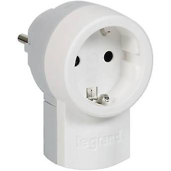 Legrand 050462 Adapter Plastic 230 V White, Grey IP20