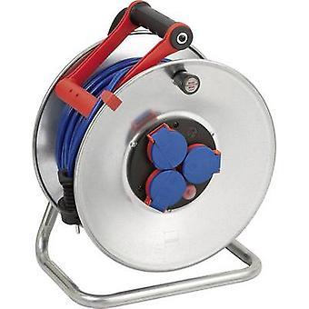Brennenstuhl 1199830 kabel bębnowa 50 m niebieski PG plug
