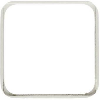 Busch-Jaeger Intermediate frame Duro 2000 SI, Duro 2000 SI Linear Cream-white 1746-212-101