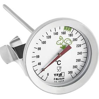 TFA Dostmann 14.1024 Kitchen thermometer Fat, Barbecue, Baking