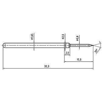 PTR 2021-B-1.5N-NI-0.8 Precision test tip