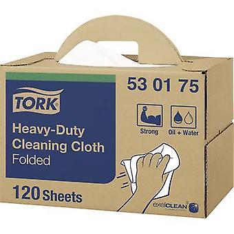 TORK 530175 Tork Premium czyszczenie ubrania 530 (L x B) 64 cm x 38,5 cm biała