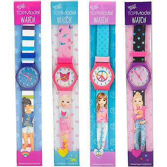 Top Model Silicone Watch Assorted - One Supplied