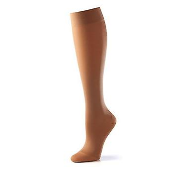 Activa Compression Tights Cl2 Stock B/Knee Honey 259-0792 Ex-Lge