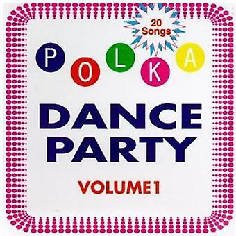 Polka Dance Party - Vol. 1-Polka Dance Party [CD] USA import